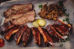 BBQ Plate for 2